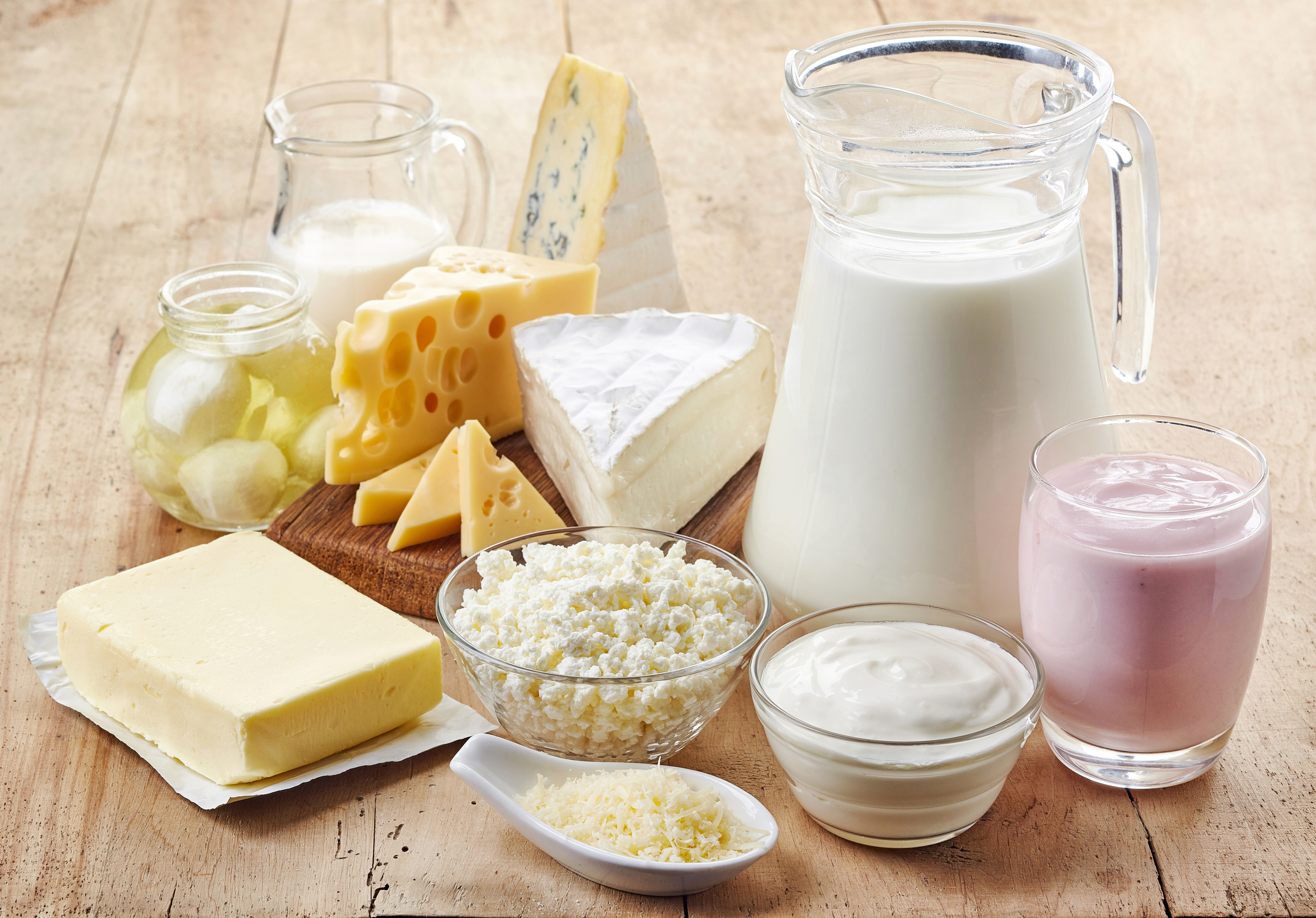อาหารป้องกันโรคกระดูกพรุน